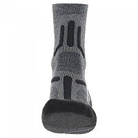 [해외]UYN Trekking 2in Merino Socks 4138217594 Mid Grey / Black