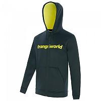 [해외]트랑고월드 Ripon Full Zip Sweatshirt 4138271514 Black / Yellow