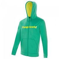[해외]트랑고월드 Ripon Full Zip Sweatshirt 4138271518 Green / Yellow