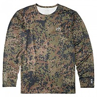 [해외]빌라봉 Operator Graphene Long Sleeve Baselayer T-Shirt 4138297517 Camo