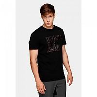 [해외]4F Short Sleeve T-Shirt 4138349543 Deep Black