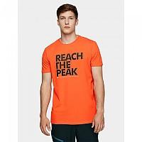 [해외]4F Short Sleeve T-Shirt 4138349564 Orange