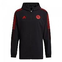 [해외]아디다스 FC Bayern Munich 21/22 Pre Jacket 3138102246 Black