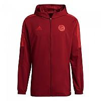 [해외]아디다스 FC Bayern Munich 21/22 Pre Jacket 3138102247 Craft Red