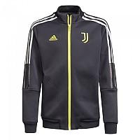 [해외]아디다스 Juventus 21/22 Anthem Jacket Junior 3138102300 Carbon