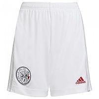 [해외]아디다스 Ajax 21/22 Home Short Junior 3138102652 White / Stone