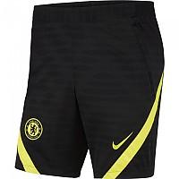 [해외]나이키 Chelsea FC Strike 21/22 Shorts 3138251110 Black / Opti Yellow