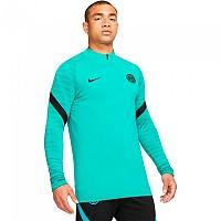 [해외]나이키 Inter Milan Strike Drill 21/22 Long Sleeve T-Shirt 3138253154 Turbo Green / Black / Black