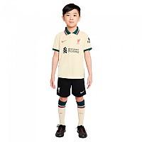 [해외]나이키 Liverpool FC Away Little Kit 20/21 Set 3138253250 Pale Ivory / Fossil / Bright Crimson