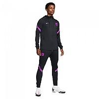 [해외]나이키 FC Barcelona Strike Knit 21/22 Track Suit 3138297864 Black / Hyper Royal