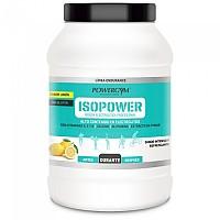 [해외]POWERGYM Isopower 1600g Lemon 3138050054