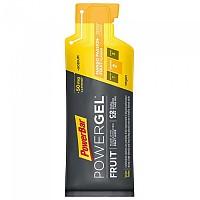 [해외]파워바 41g Mango Energy Gel 1 Unit 3138270337 Grey / Yellow