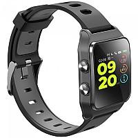 [해외]LEOTEC GPS Swim Swolf Smartwatch 3137500094 Black