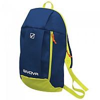 [해외]GIVOVA Capo 14L Backpack 3138123453 Blue / Fluor Yellow