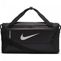 [해외]나이키 Brasilia Bag 3138345750 Black / Black / Metallic Silver