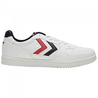 [해외]험멜 Camden Shoes 3138037800 White / Blue / Red