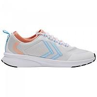 [해외]험멜 Flow Fit Shoes 3138037822 White / Peachy Keen