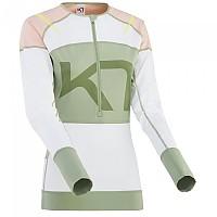 [해외]KARI TRAA Stil Long Sleeve T-Shirt 3138229322 Slate