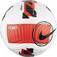 [해외]나이키 Flight Football Ball 3138253002 White / Bright Crimson / Black