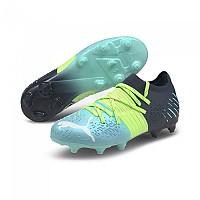 [해외]푸마 Future Z 2.2 FG/AG 3138052111 Green Glare / Elektro Aqua / Spellbound