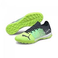 [해외]푸마 Ultra 3.3 TT 3138052143 Green Glare / Elektro Aqua / Spellbound