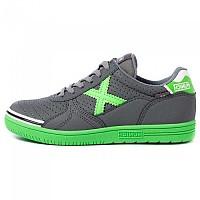 [해외]무니치 G-Kid Profit Indoor Football Shoes 3138126706 Grey