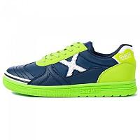 [해외]무니치 G-Kid Patch Indoor Football Shoes 3138126711 Blue