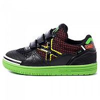 [해외]무니치 G-Kid VCO IN Indoor Football Shoes 3138126713 Black