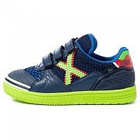 [해외]무니치 G-Kid VCO IN Indoor Football Shoes 3138126714 Blue