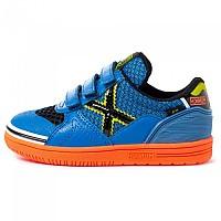 [해외]무니치 G-Kid VCO IN Indoor Football Shoes 3138126716 Blue