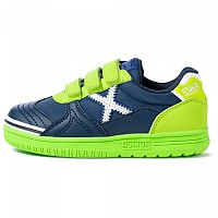 [해외]무니치 G-Kid VCO Patch Indoor Football Shoes 3138126724 Blue