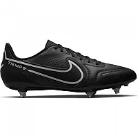 [해외]나이키 Tiempo Legend IX Club SG Football Boots 3138254622 Black / Iron Grey-Mtlc Bomber Gry