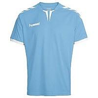[해외]험멜 Core Poly Short Sleeve T-Shirt 3137897664 Argentina Blue
