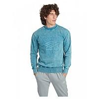 [해외]엄브로 Large Logo Sweatshirt 3138198951 Ocean Depths