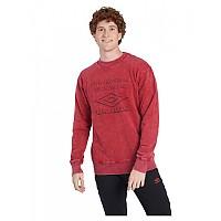 [해외]엄브로 Large Logo Sweatshirt 3138198952 Red Dahlia