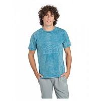 [해외]엄브로 Large Logo T-Shirt 3138198953 Ocean Depths