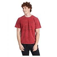 [해외]엄브로 Large Logo T-Shirt 3138198954 Red Dahlia
