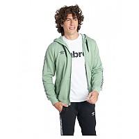 [해외]엄브로 Taped Zip Full Zip Sweatshirt 3138198967 Basil