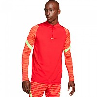 [해외]나이키 Dri Fit Strike Long Sleeve T-Shirt 3138252567 Gym Red / Bright Crimson / Volt / Volt