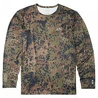 [해외]빌라봉 Operator Graphene Long Sleeve Baselayer T-Shirt 3138297517 Camo