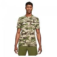 [해외]나이키 Dri Fit Camo Short Sleeve T-Shirt 3138297816 Khaki
