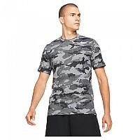 [해외]나이키 Dri Fit Camo Short Sleeve T-Shirt 3138297817 Smoke Grey