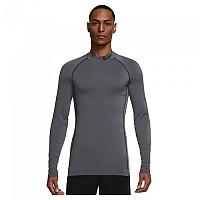 [해외]나이키 Pro Dri Fit Fit Long Sleeve T-Shirt 3138297898 Iron Grey / Black / Black