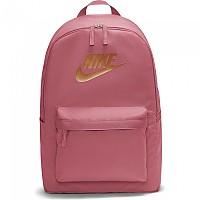 [해외]나이키 Sportswear Heritage Backpack Archaeo Pink / Black / Metalic Bronze