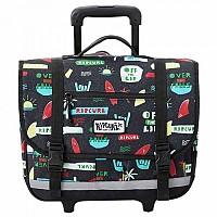 [해외]립컬 Wheelie Satchel BTS 17L Backpack Multicolour