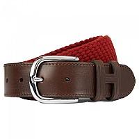 [해외]HACKETT Parachute Leather Belt Rose