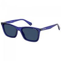 [해외]POLAROID 아이웨어 PLD 6144/S Polarized Sunglasses Blue / Grey