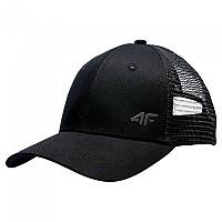 [해외]4F Cap Deep Black