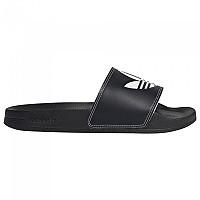 [해외]아디다스 ORIGINALS Adilette Lite Flip Flops Ftwr White / Core Black / Ftwr White