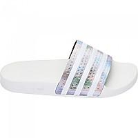 [해외]아디다스 ORIGINALS Adilette Flip Flops Ftwr White / Ftwr White / Halo Mint
